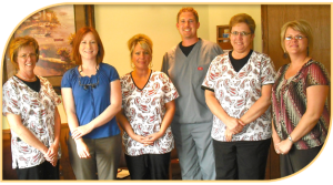 Dr. Marissa Miller and Discovery Dental Team