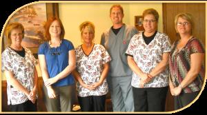 Dr. Marissa Miller and her team of dental professionals